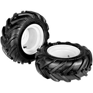 Juego de ruedas 16x6.50-8